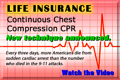 Continuous Chest Compression CPR